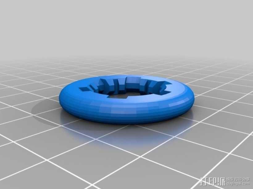 《神秘博士》音速起子 3D模型  图8