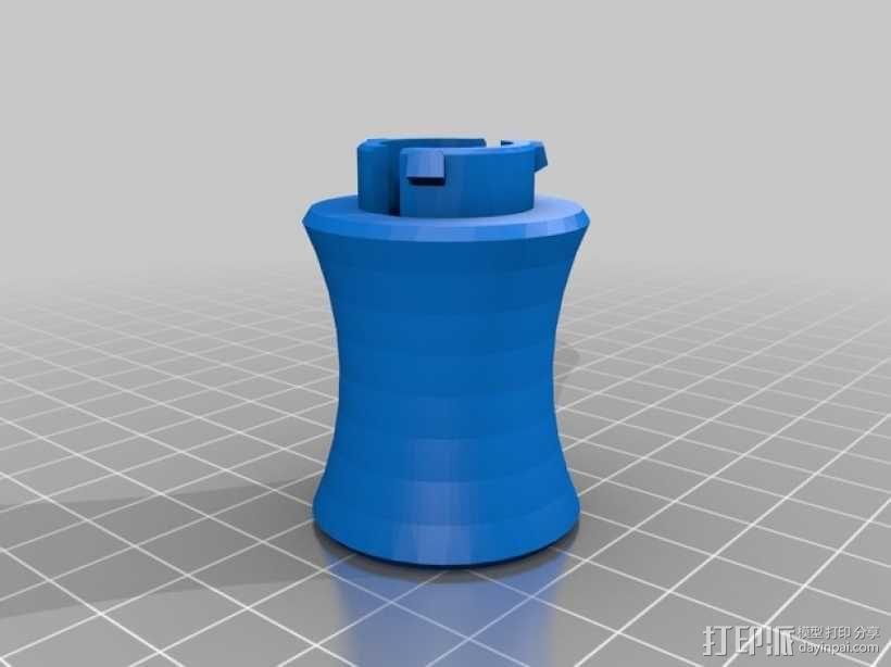 《神秘博士》音速起子 3D模型  图9