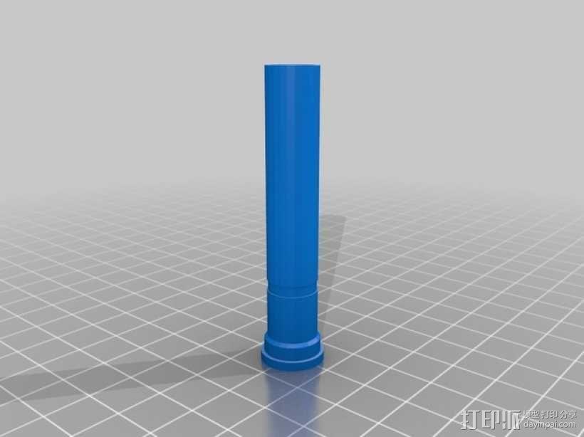 《神秘博士》音速起子 3D模型  图11