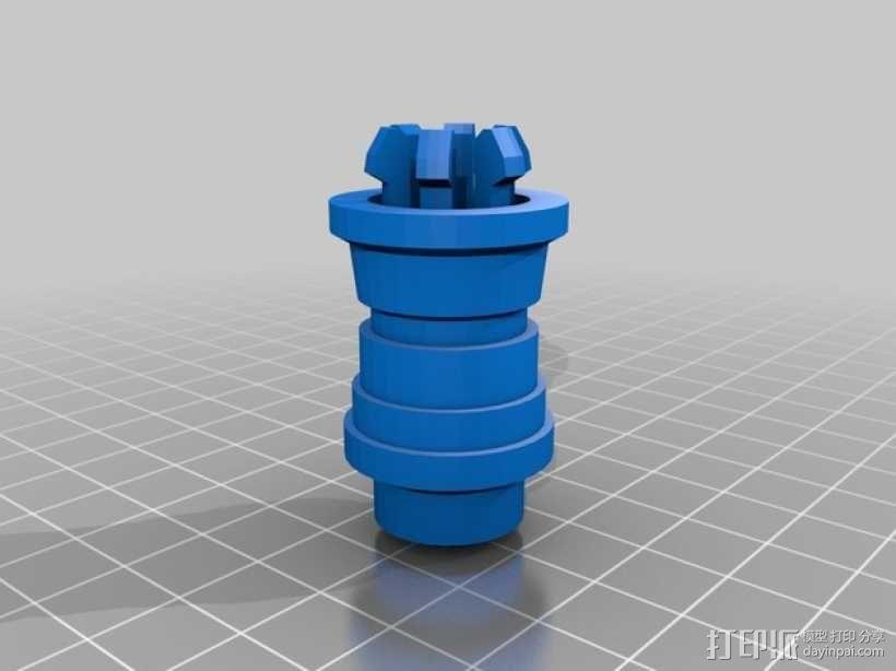 《神秘博士》音速起子 3D模型  图12
