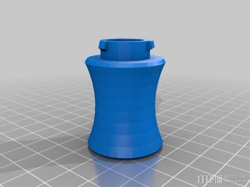 《神秘博士》音速起子 3D模型  图13