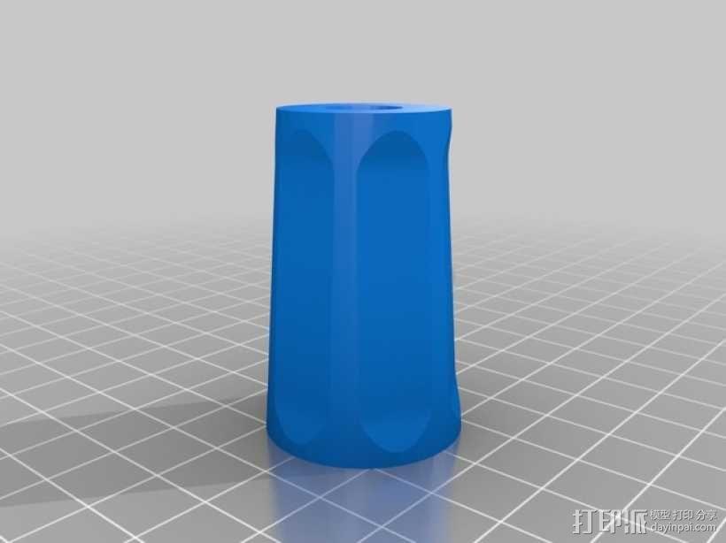《神秘博士》音速起子 3D模型  图14