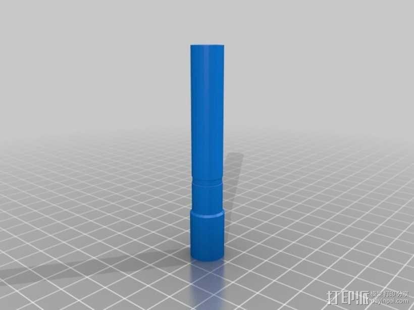 《神秘博士》音速起子 3D模型  图15