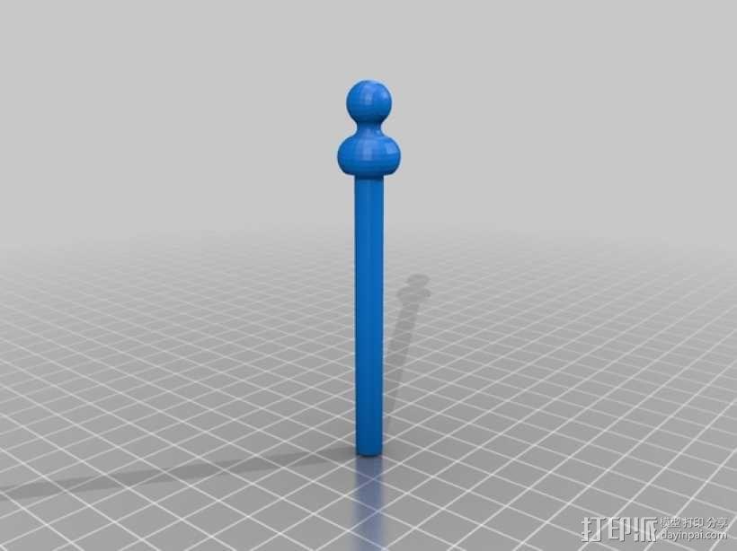 《神秘博士》音速起子 3D模型  图17