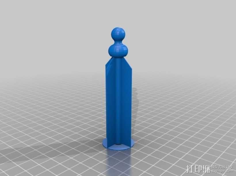 《神秘博士》音速起子 3D模型  图16