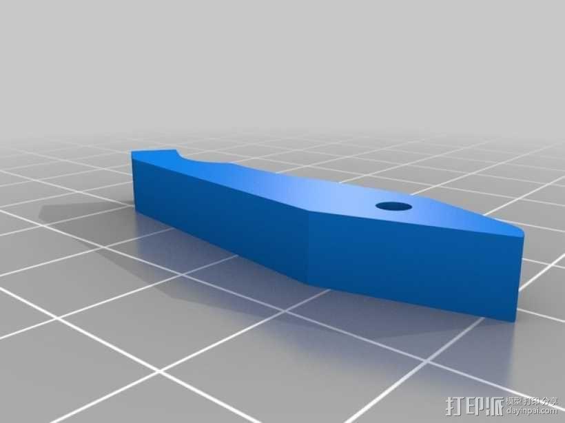 《神秘博士》音速起子 3D模型  图20