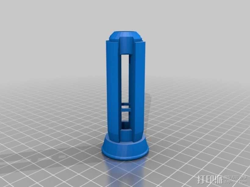 《神秘博士》音速起子 3D模型  图18