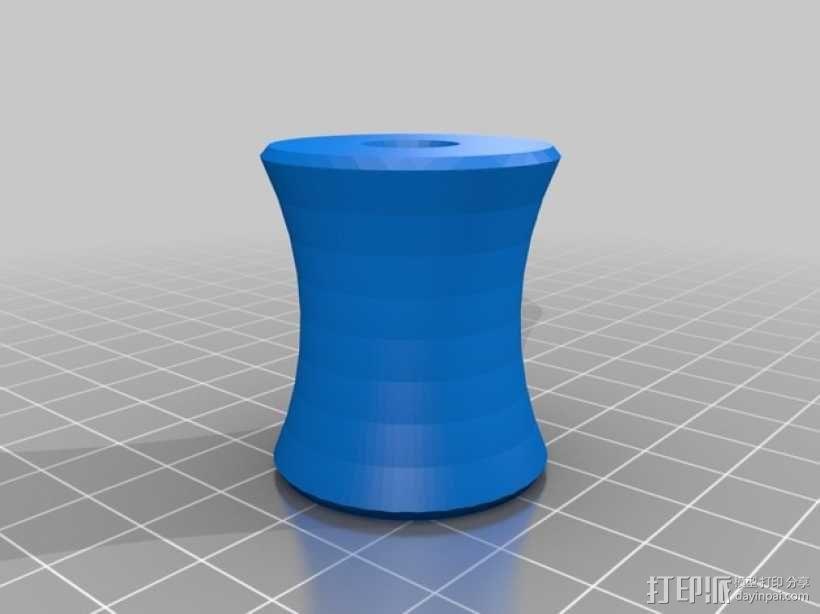 《神秘博士》音速起子 3D模型  图21