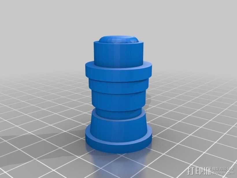 《神秘博士》音速起子 3D模型  图24