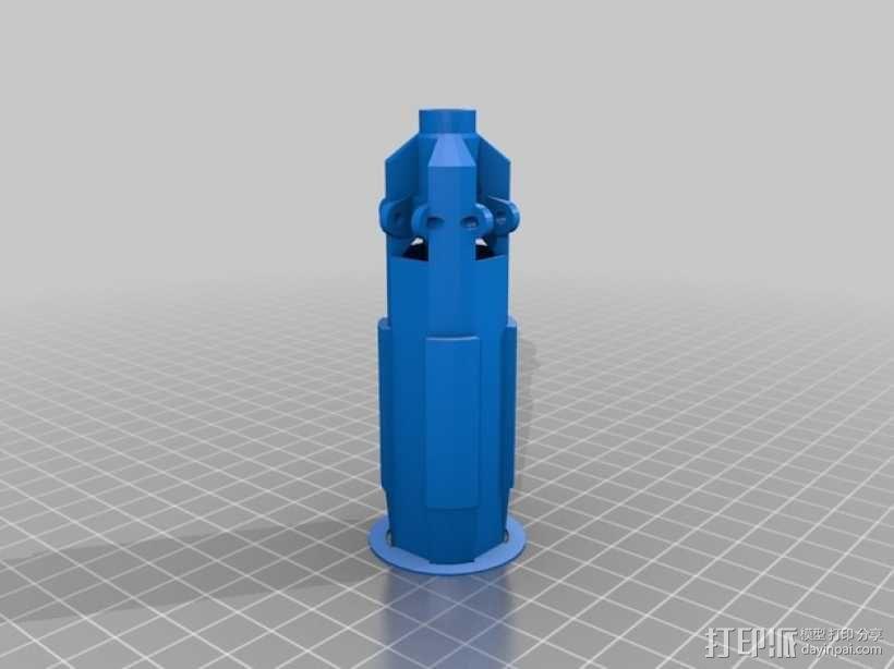 《神秘博士》音速起子 3D模型  图25