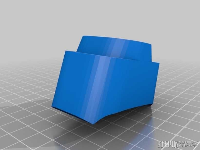 动漫《进击的巨人》操纵装置 3D模型  图2