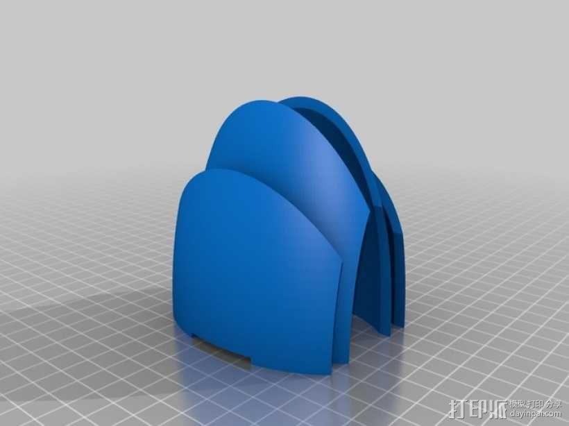 传送门2 炮塔 3D模型  图10