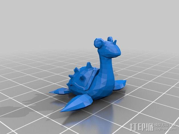 乘龙 3D模型  图2