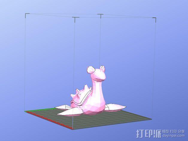 乘龙 3D模型  图3