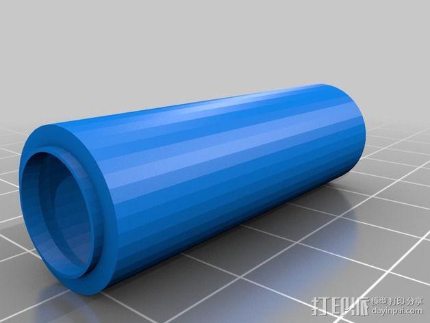 《神秘博士》音速起子 3D模型  图6