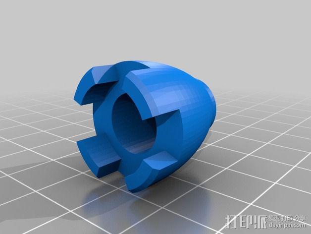 《神秘博士》音速起子 3D模型  图7