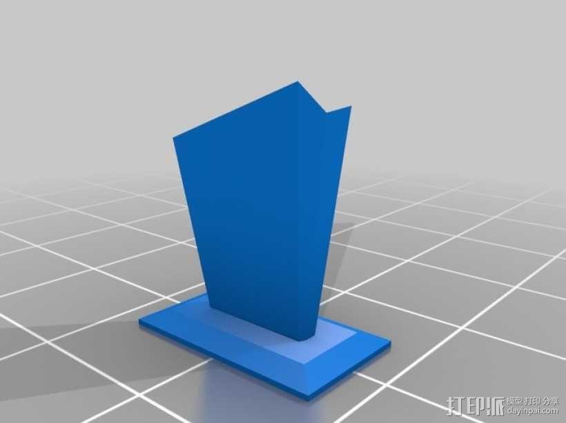 《星球大战 》X翼战机  3D模型  图2
