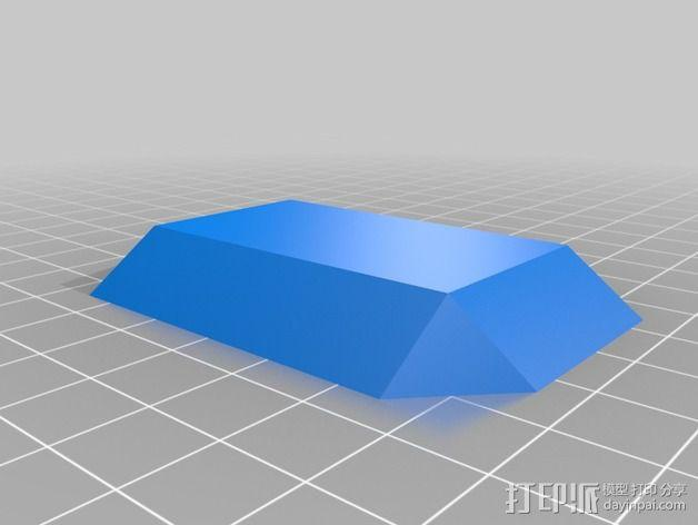 Sandman 睡魔 护身符 3D模型  图2