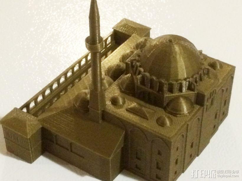 吕斯泰姆帕夏清真寺 3D模型  图5