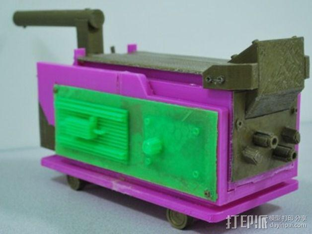 电影《捉鬼敢死队》鬼魂捕捉器  3D模型  图6