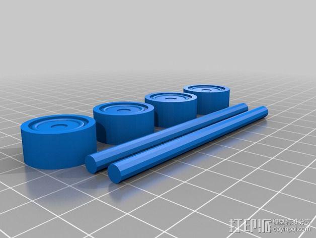 电影《捉鬼敢死队》鬼魂捕捉器  3D模型  图12