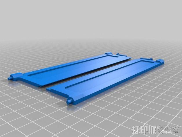 电影《捉鬼敢死队》鬼魂捕捉器  3D模型  图13