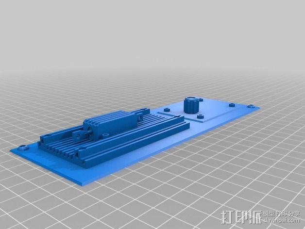 电影《捉鬼敢死队》鬼魂捕捉器  3D模型  图23