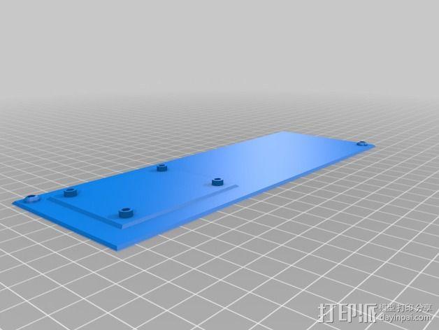 电影《捉鬼敢死队》鬼魂捕捉器  3D模型  图22