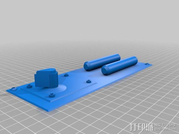电影《捉鬼敢死队》鬼魂捕捉器  3D模型  图25