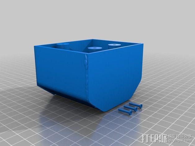 电影《捉鬼敢死队》鬼魂捕捉器  3D模型  图28