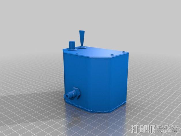 电影《捉鬼敢死队》鬼魂捕捉器  3D模型  图29