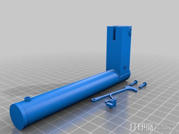 电影《捉鬼敢死队》鬼魂捕捉器  3D模型  图30