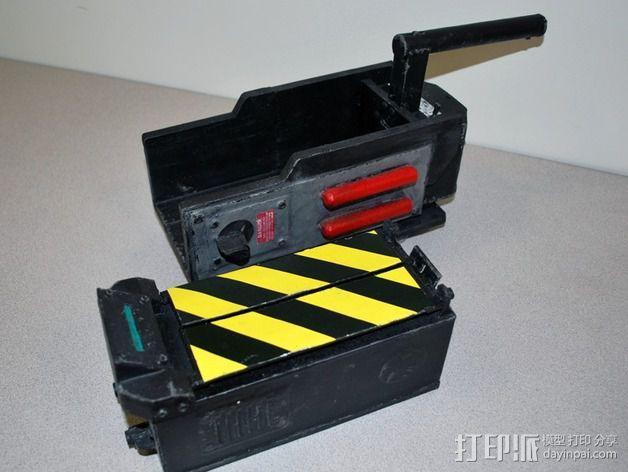 电影《捉鬼敢死队》鬼魂捕捉器  3D模型  图39