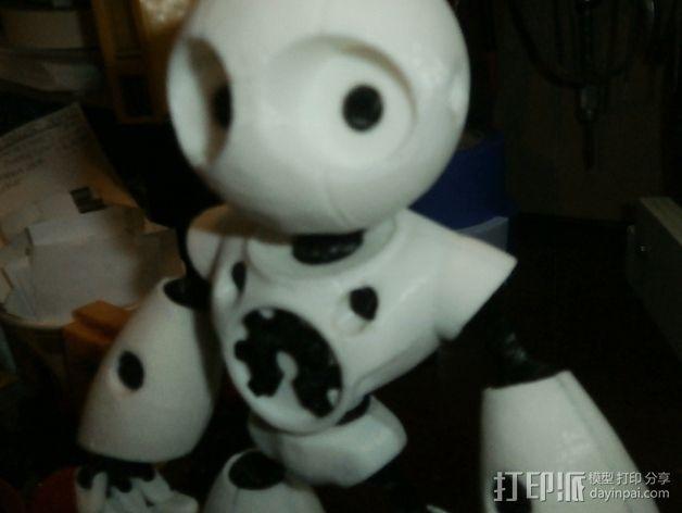 Mark II 机器人 3D模型  图8