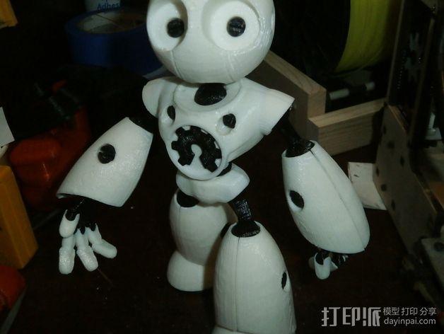 Mark II 机器人 3D模型  图14