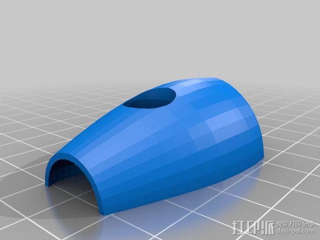 Mark II 机器人 3D模型  图17