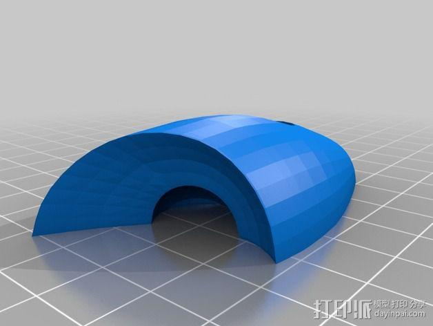 Mark II 机器人 3D模型  图18