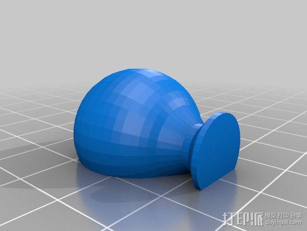 Mark II 机器人 3D模型  图20