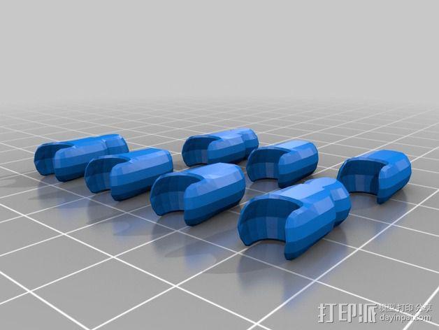 Mark II 机器人 3D模型  图26