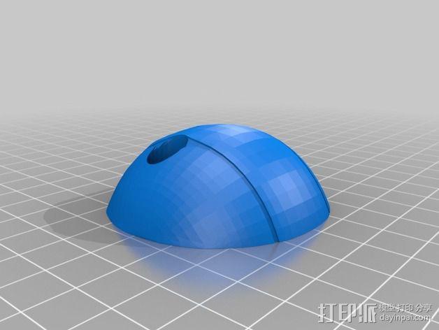 Mark II 机器人 3D模型  图30