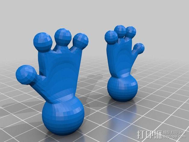 Mark II 机器人 3D模型  图32