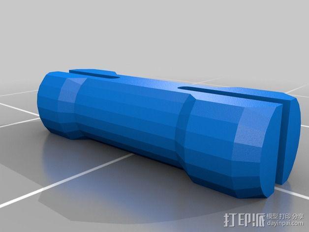 Mark II 机器人 3D模型  图37