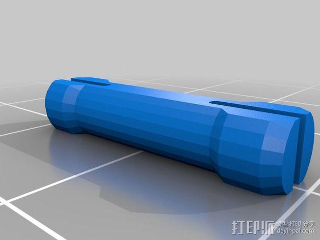 Mark II 机器人 3D模型  图35