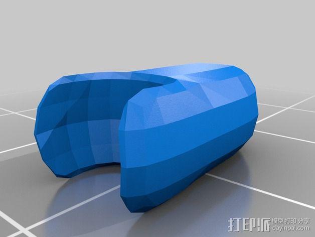 Mark II 机器人 3D模型  图42