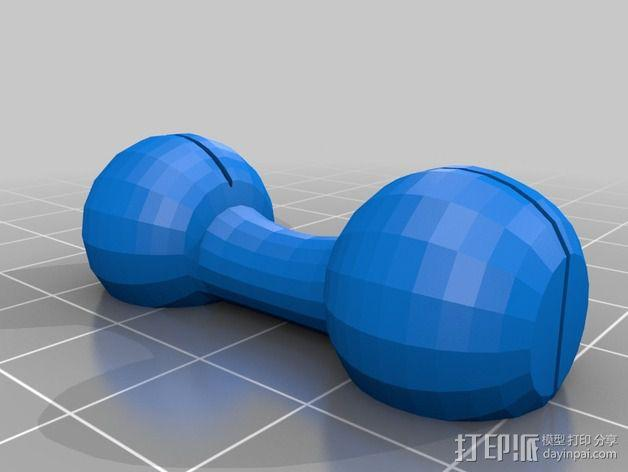 Mark II 机器人 3D模型  图44
