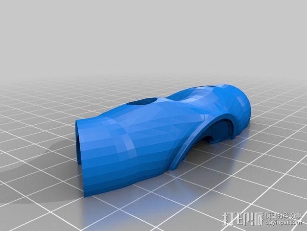 Mark II 机器人 3D模型  图47