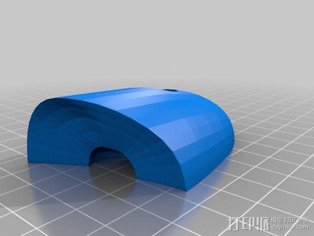 Mark II 机器人 3D模型  图46