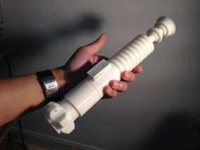 《卢克·天行者》 光剑 3D模型