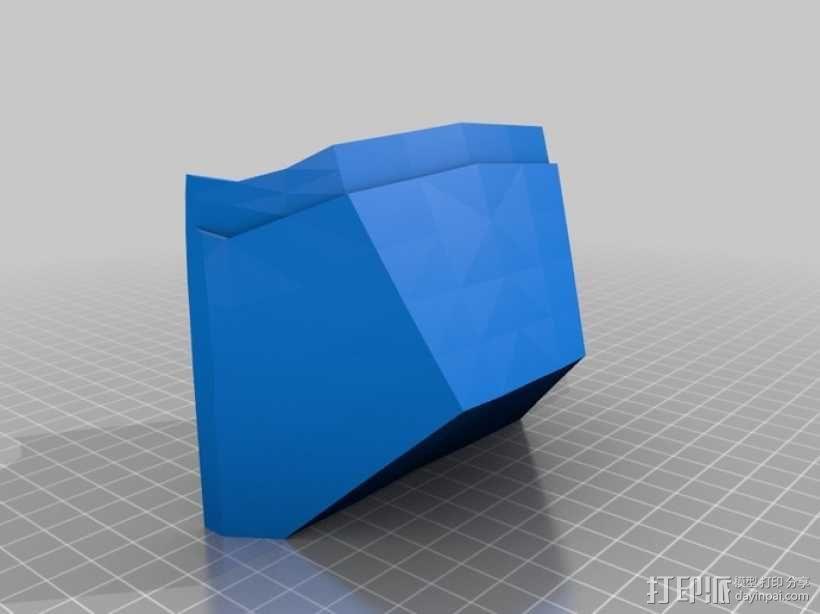 钢铁侠 头盔 3D模型  图2