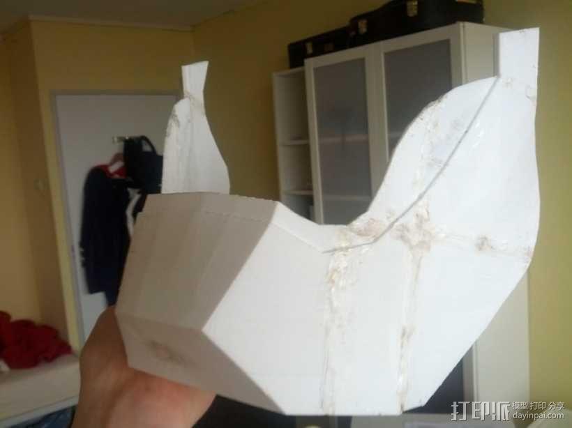 钢铁侠 头盔 3D模型  图5